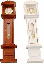 Ocamo Simulate Grandfather Clock for 1:12 Doll