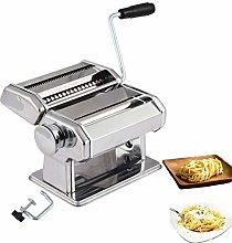 OCDAY Pasta Maker Machine, Stainless Steel Manual