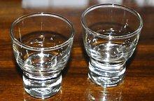 Ocean Haiku Sake Glass Set of 2-60 ML (Cool