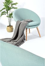 Octavio Tub Chair Isabelline Upholstery Colour: