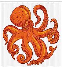 Octopus pattern underwater world High-definition