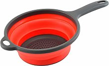 odaytop Silicone Collapsible Colander, Kitchen