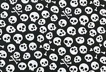 Oddies Textile Halloween Polycotton Fabric - Small