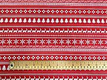 Oddies Textile Rose & Hubble Christmas Scandi ~