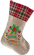 ODOORACT Christmas Socks, 3 Pieces Fireplace Socks