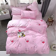 Odot Duvet Cover Set 3 Pieces Bedding Sets Single