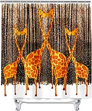 Oduo Shower Curtains Mould Proof Resistant