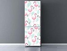 Oedim Flamingo Fridge Vinyl 200 x 70 cm | Durable