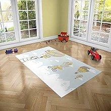 Oedim PVC Children's Rug for Rooms | 95 x 95