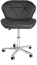 Office Chair, Adjustable Height Swivel Chair Pu