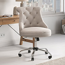 Office Chair Adjustable Height Swivel Study