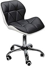 Office Chair Adjustable Home Office Swivel Pu