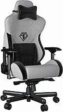 Office Chair,ANDASEAT T PRO 2 Linen Fabric Gaming