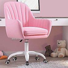 Office Chair Ergonomic Modern Design Velvet Desk