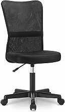 Office Chair Ergonomics Desk Chair No Arms Mesh