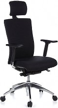 Office Chair/Executive Chair Astra LUX Black hjh