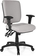 Office Chair/Executive Chair Zenit Base Grey hjh