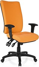Office Chair/Executive Chair Zenit HIGH Orange hjh