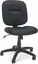 Office Chair Fabric Black