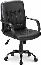 Office Chair Faux Leather Desk Gaming Chair