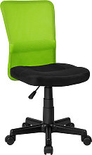 Office chair Patrick - black/green