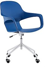 Office Chair, Plastic Rotate Computer Chair,