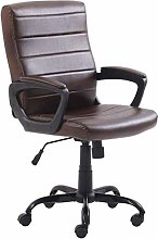 Office Chair Premium Leather Office Computer