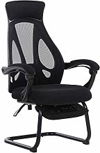 Office Chair Reclining Mesh Chair with Footrest