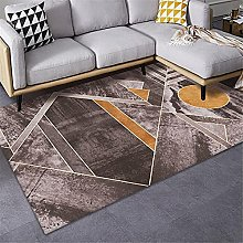 office chair rug Gray carpet, simple crawling pad
