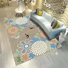 Office Chair Rug Multicolor Garden Rugs Large