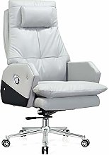 Office Chair Simple Modern Leather Office Chair