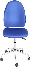 Office Chair Symple Stuff Colour (Upholstery): Blue