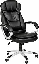 Office chair with double padding - desk chair,