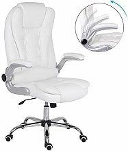 Office Chair with Flip Armrest,Executive Extra