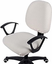 Office Computer Chair Covers Stretch Jacquard