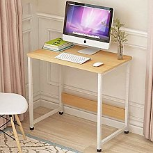 Office Computer Desk,Small Desk with Thicker