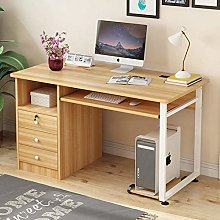 Office Computer Desk with Drawers,Computer Table