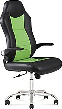 Office Desk Chair Gaming Chair,Leather Gaming High