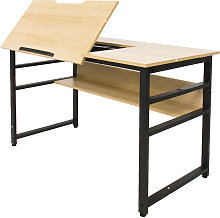 Office Desk Drafting Drawing Table Adjustable