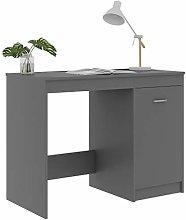 Office Desk/Modern Desk Grey 100x50x76 cm