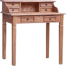 Office Desk Writing Desk Secretary Desk with