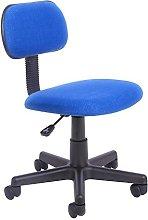 Office Essentials Height Adjustable Desk Chair -