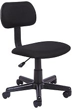 Office Essentials Office Chair for Home No Arms,