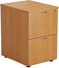 Office Hippo 2 Drawer Filing Cabinet, PRE