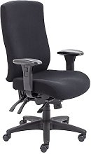 Office Hippo Ergonomic Office Chair with Arms,