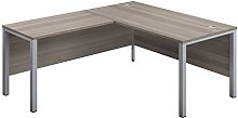 Office Hippo Goalpost Rectangular Desk with Left