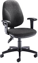 Office Hippo High Back Operator Desk Chair with