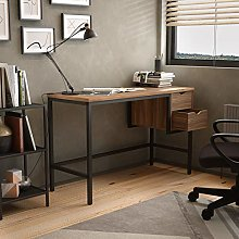 Office Hippo Office Desk with 2 Drawers,
