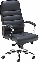 Office Hippo Reclining Office Chair with Arms,