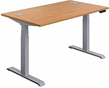 Office Hippo Sit Stand Desk with Electric Twin